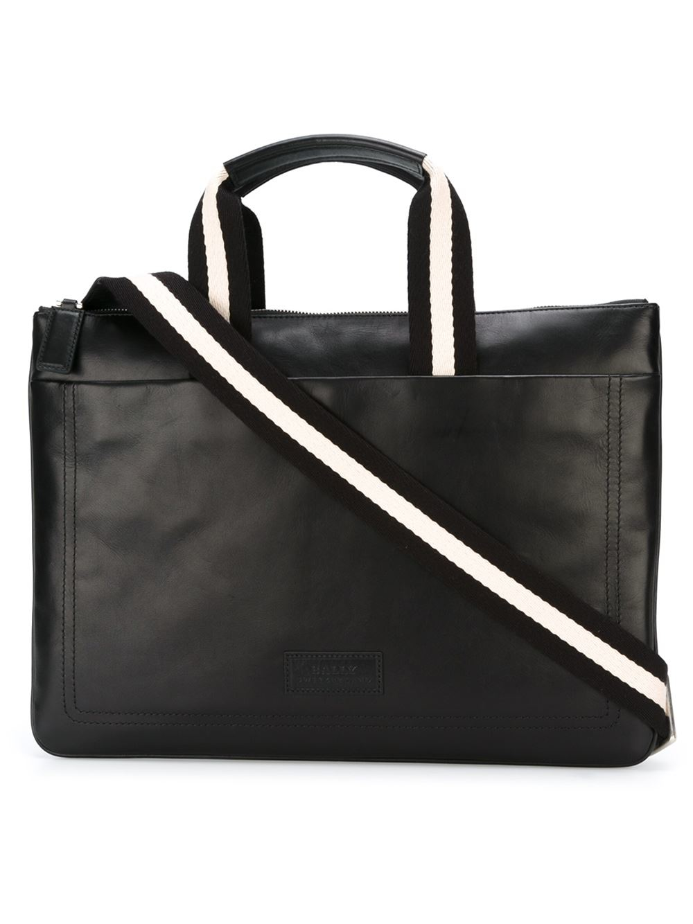 fa58ed372610 Bally u tiganu briefcase in black for men lyst jpg 1000x1334 Lyst bally mens  briefcases