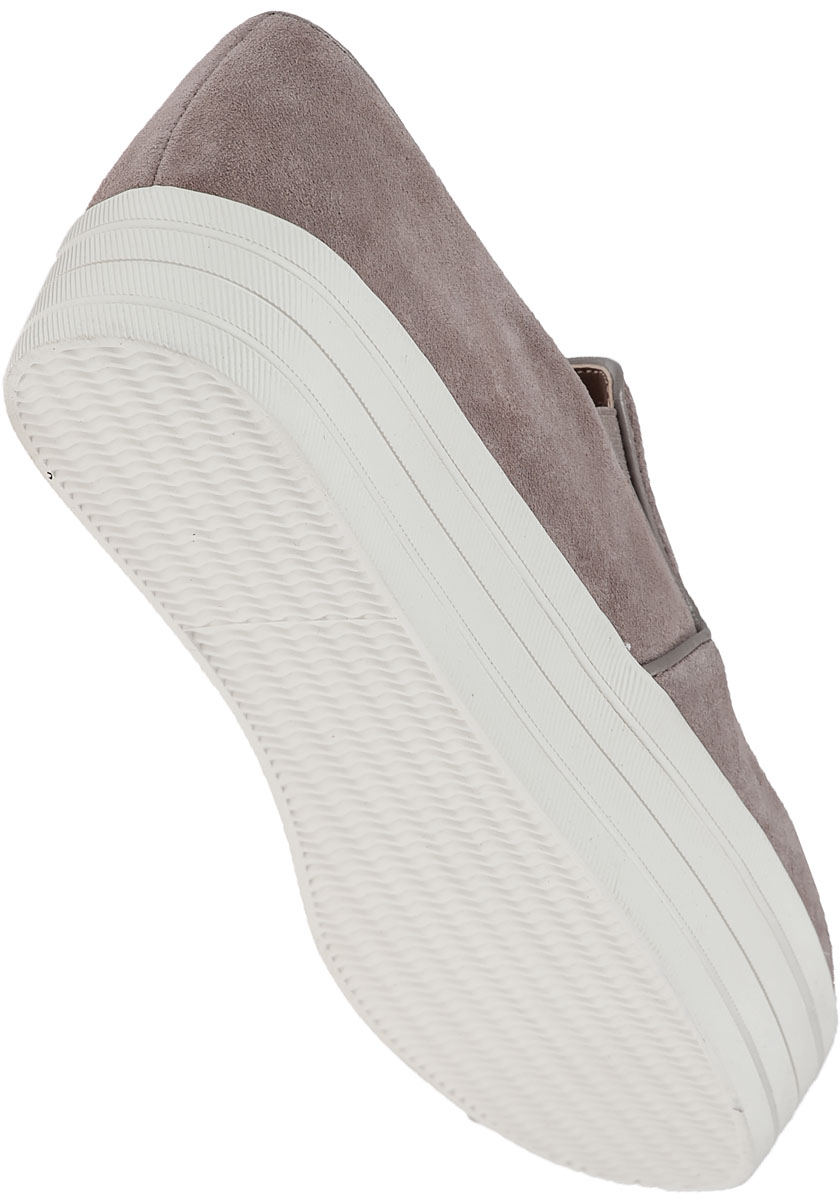 5e813ac9c3b891 Lyst - Steve Madden Buhba Suede Platform Sneakers in Brown