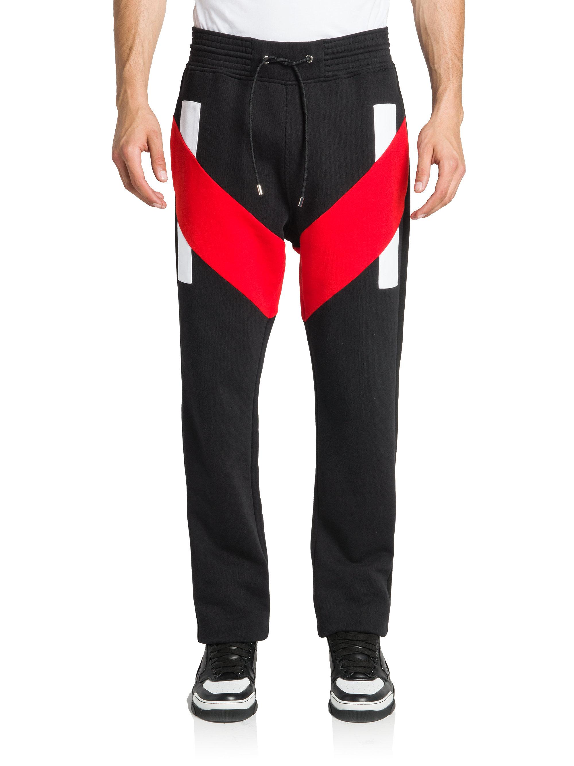Mens Logo Fleece Track Pants Givenchy Pre Order For Sale Wide Range Of Sale Online EpuVDrsfwX