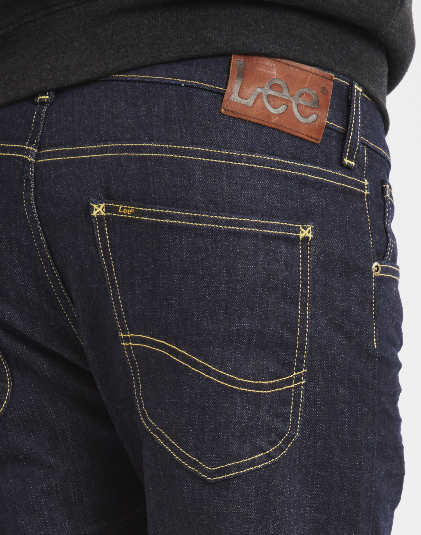 ce41c4c9 Lee Jeans Luke Slim Tappered Jeans In Blueness Turn in Blue for Men ...
