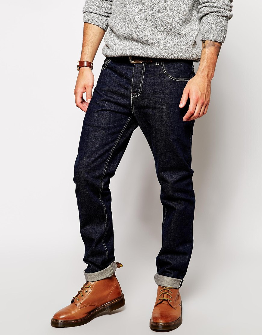 While a pair of raw selvedge jeans have traditionally cost upward of $, a new wave of young brands and retailers have adopted a direct-to-customer model, allowing them to cut out the expense of wholesalers and produce great quality denim at an easily affordable price. Here's five pairs of selvedge jeans that come in at well under $