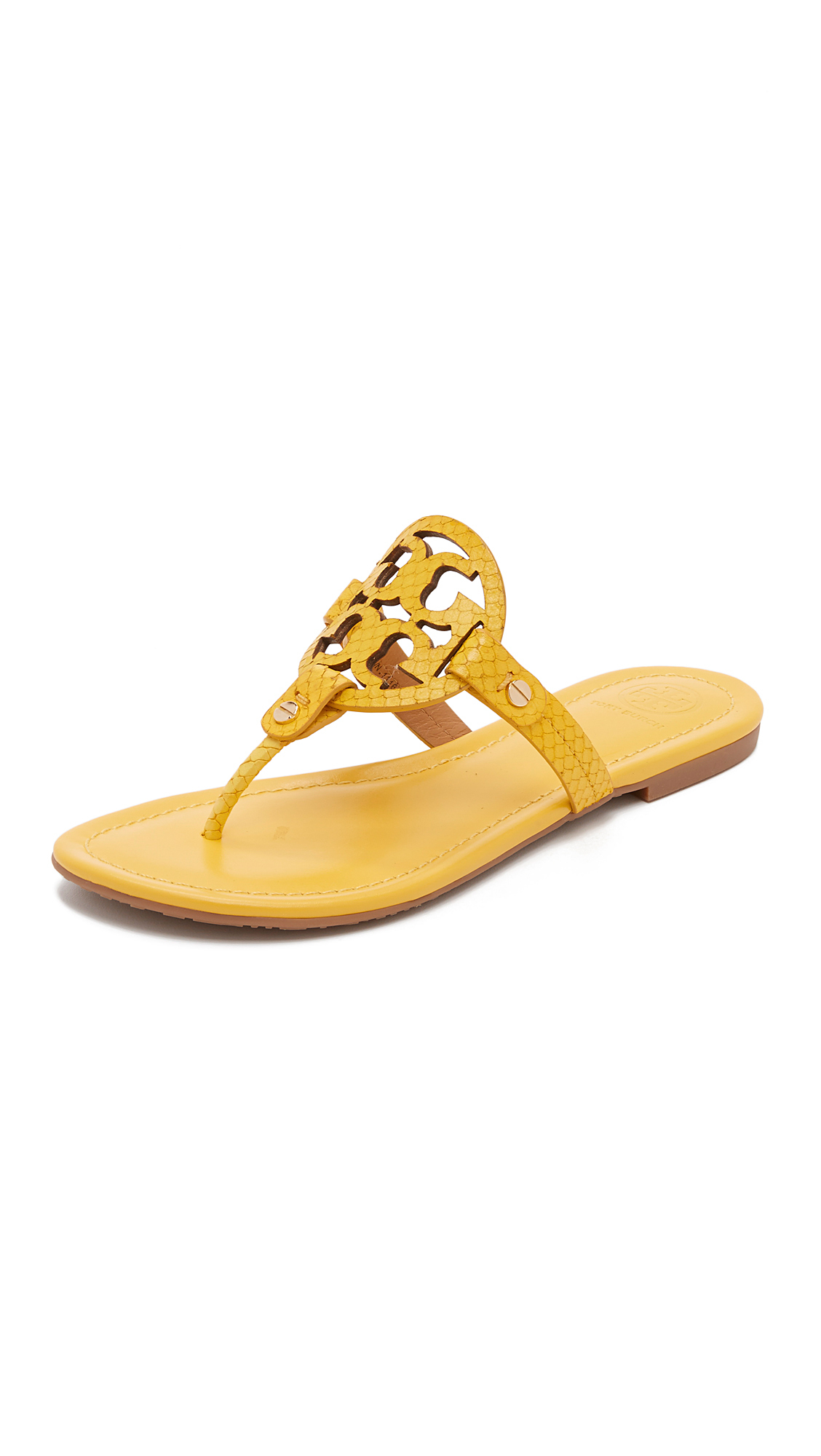 Tory Burch shoes, clothing, and accessories can now be bought in over stores all over the world. One of the most popular items that can be purchased in Tory Burch stores and on her website is her line of shoes.