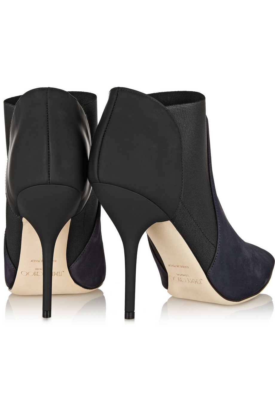 Jimmy Choo Deluxe Leather Booties buy cheap order 8oUw6gEd