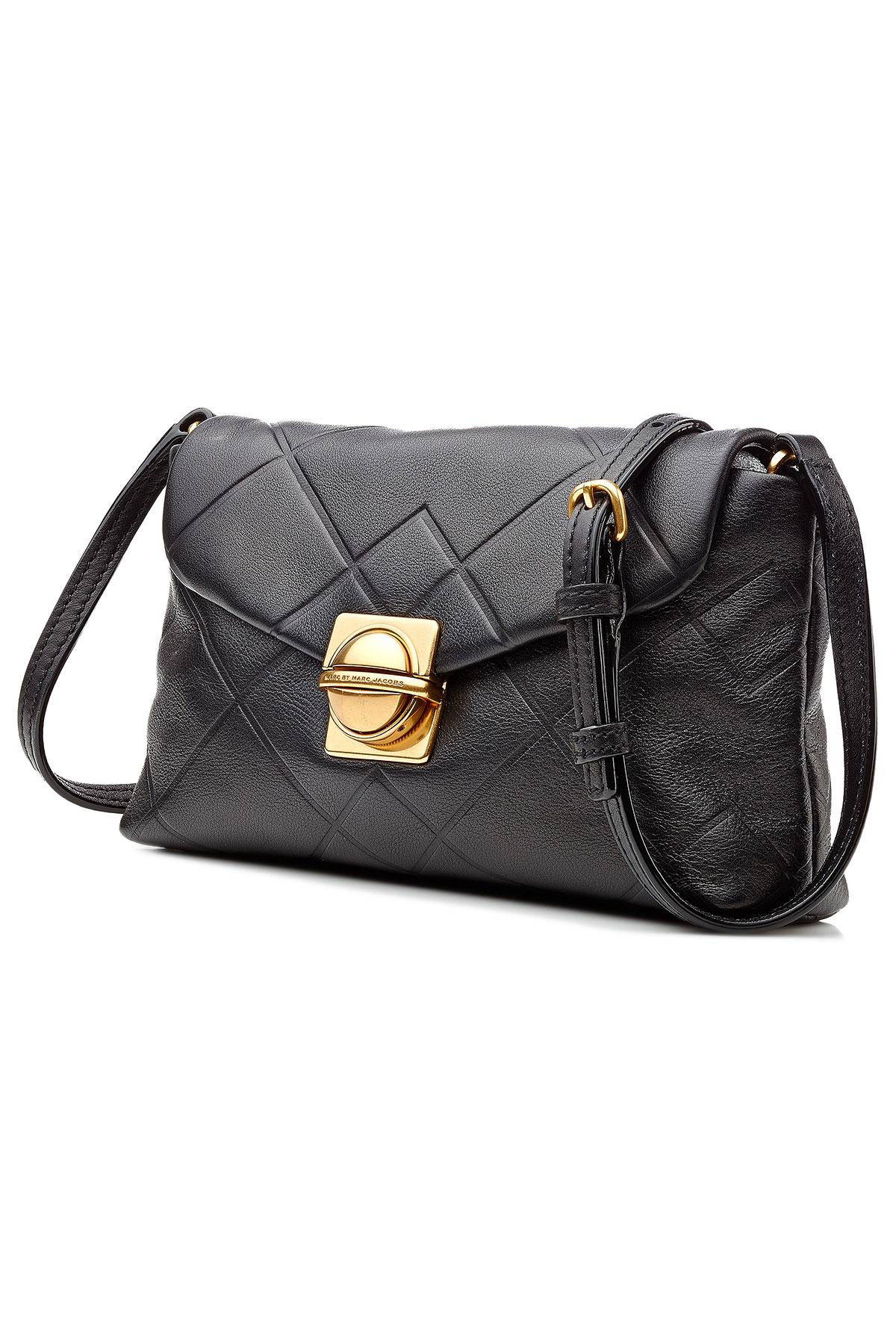 9819463a371a0 Marc Jacobs Quilted Crossbody Purse