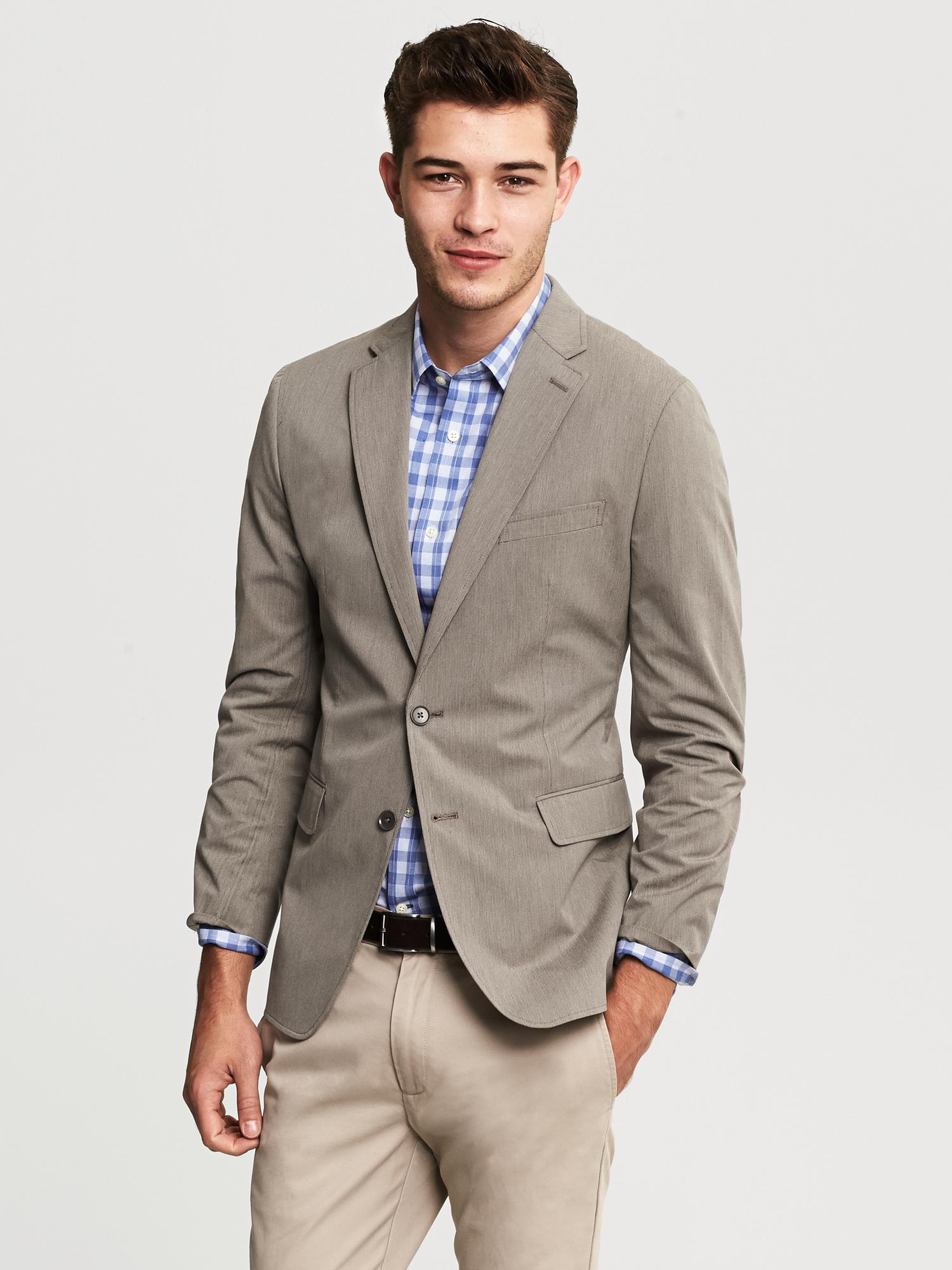 Find khaki blazer men at ShopStyle. Shop the latest collection of khaki blazer men from the most popular stores - all in one place.