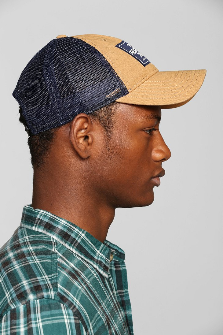 Lyst - The North Face Mudder Trucker Hat in Natural for Men 2b7c5c2039a
