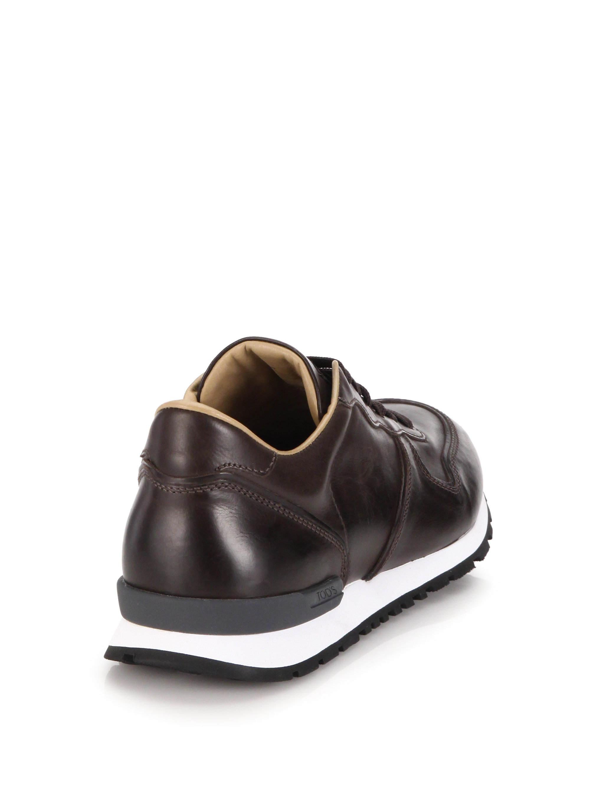 Sneakers in Leather Tod's Eastbay Cheap Price Countdown Package Cheap Online RaeHu7