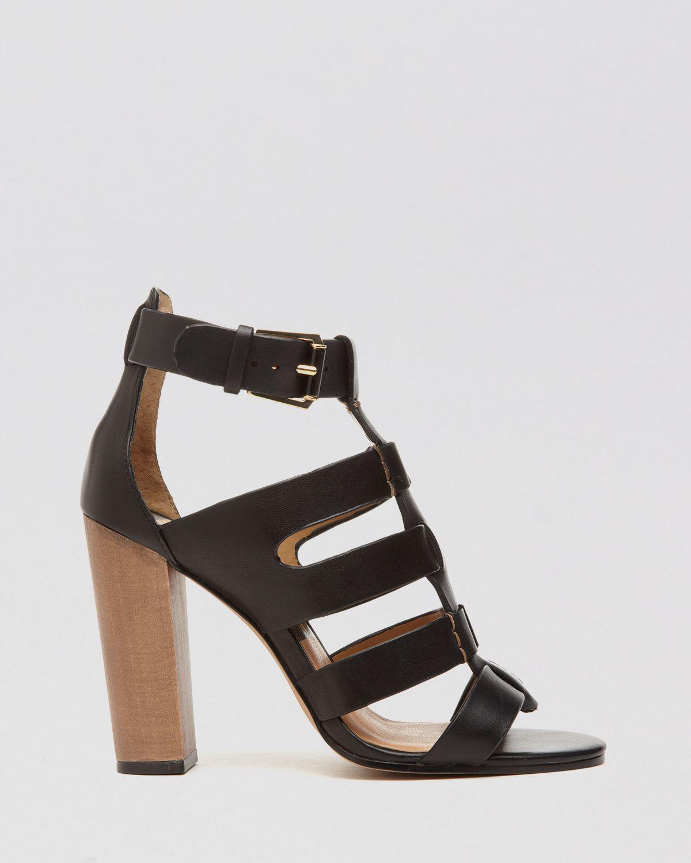 dolce vita open toe gladiator sandals niro high heel in