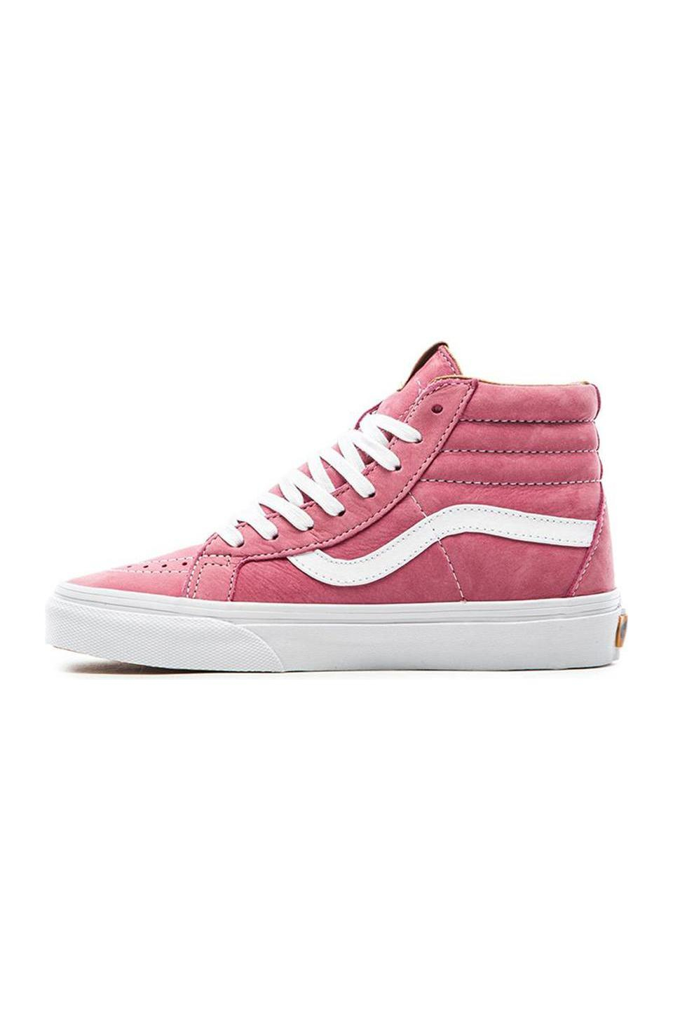 pink vans high tops mens