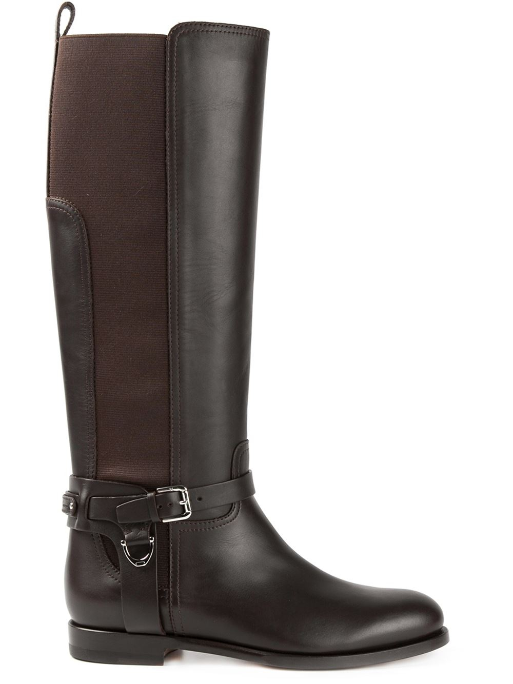 ralph sadona style boots in brown lyst