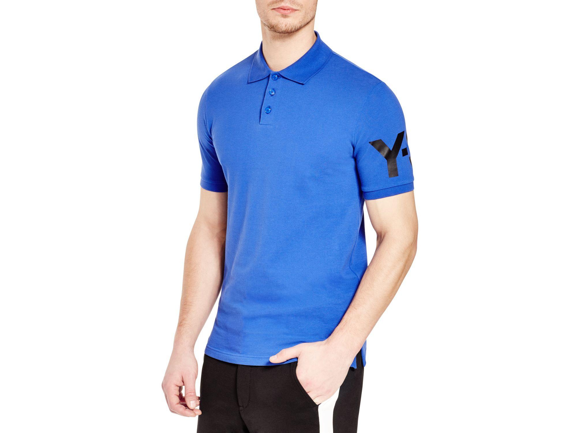 6d5b74ec7 Y3 Classic Polo Shirt - DREAMWORKS