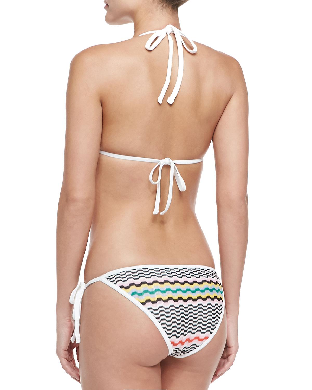 Opinion you Missoni print bikini opinion you