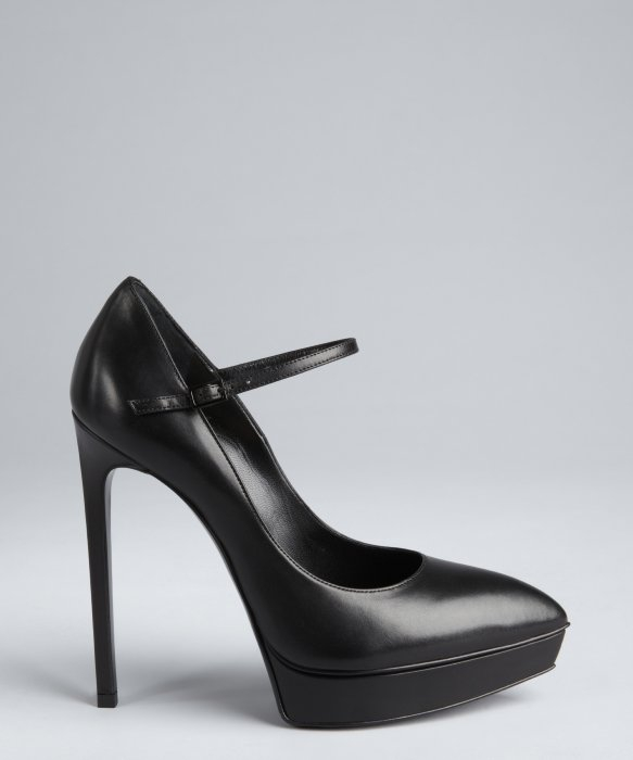 Yves Saint Laurent Pointed-Toe Platform Pumps low shipping fee cheap price discount shopping online outlet very cheap cheap sale from china cheap sale Inexpensive rm0iEof