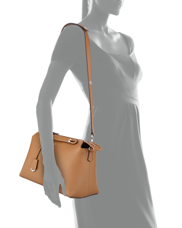 51841c04fda8 buy fendi bags online - Fendi By The Way Large Leather Satchel in Brown (TAN