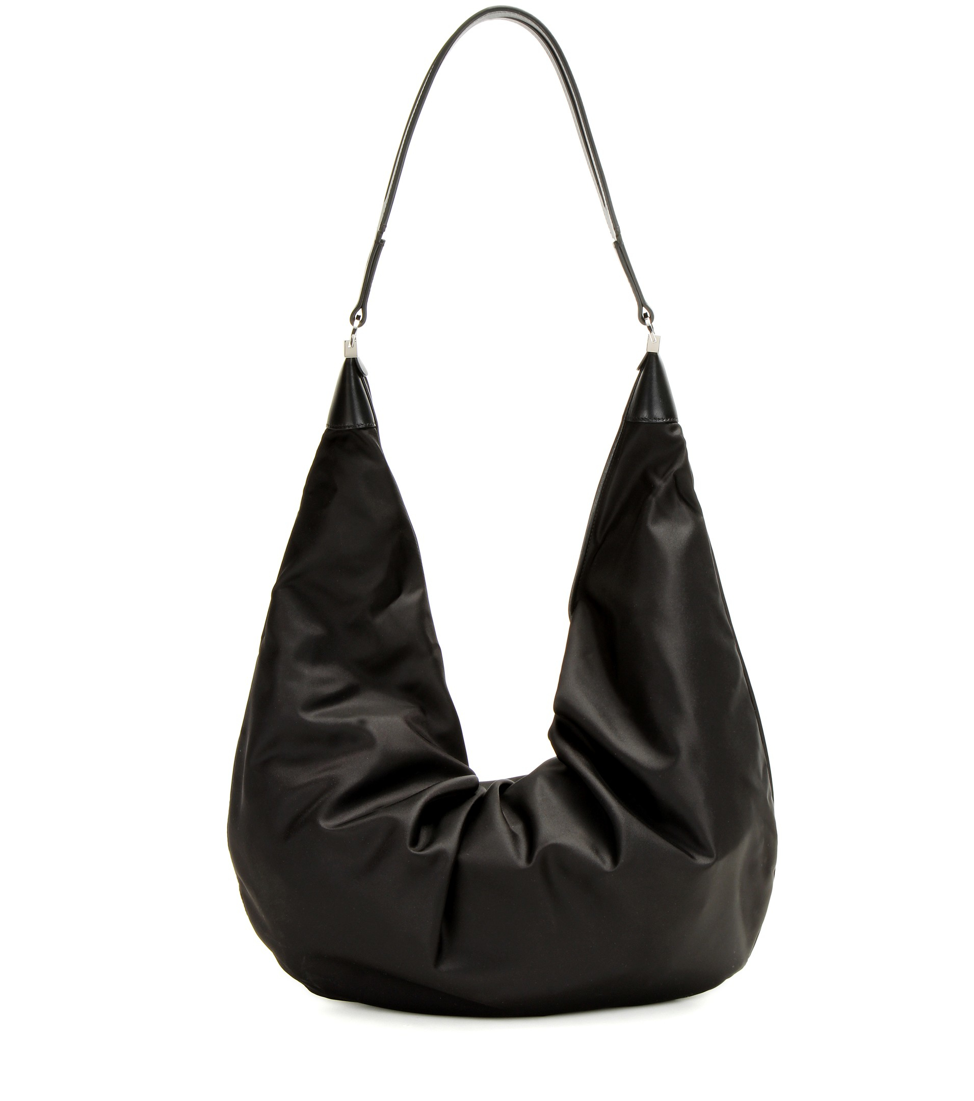 The row Sling Shoulder Bag in Black | Lyst