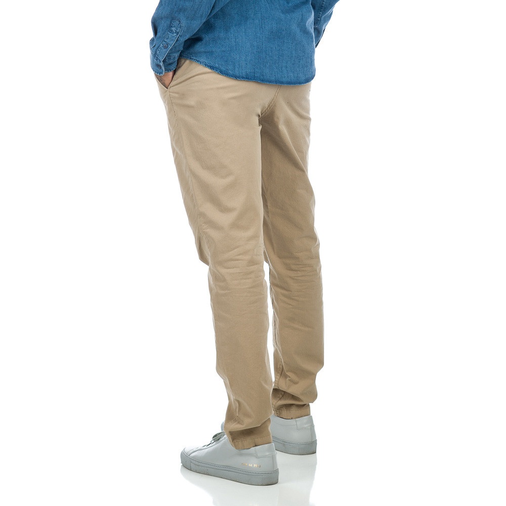 30dfac627b Norse Projects Aros Slim Light Twill Pant In Khaki in Natural for ...
