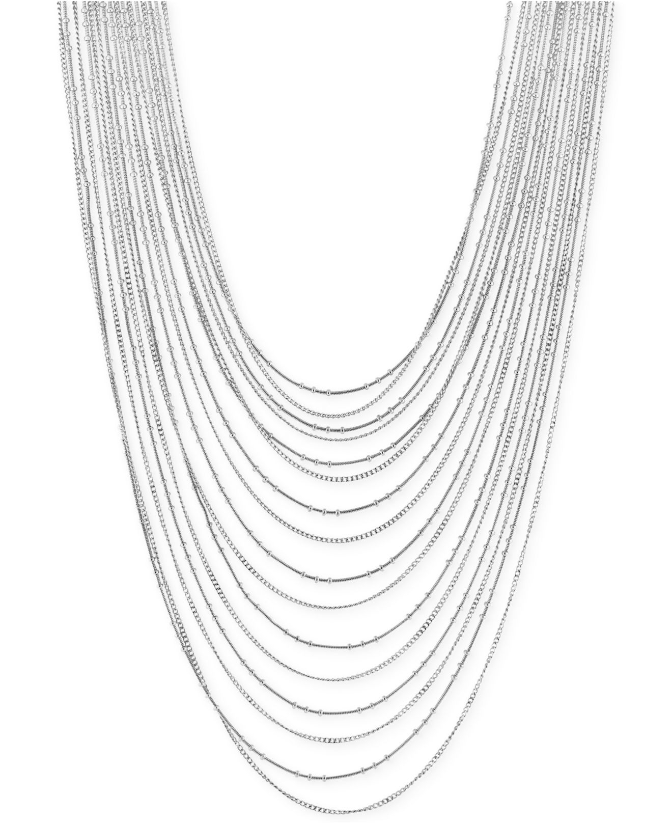 mariacanale shopify multi proto fringe products sterling chain necklace canale row