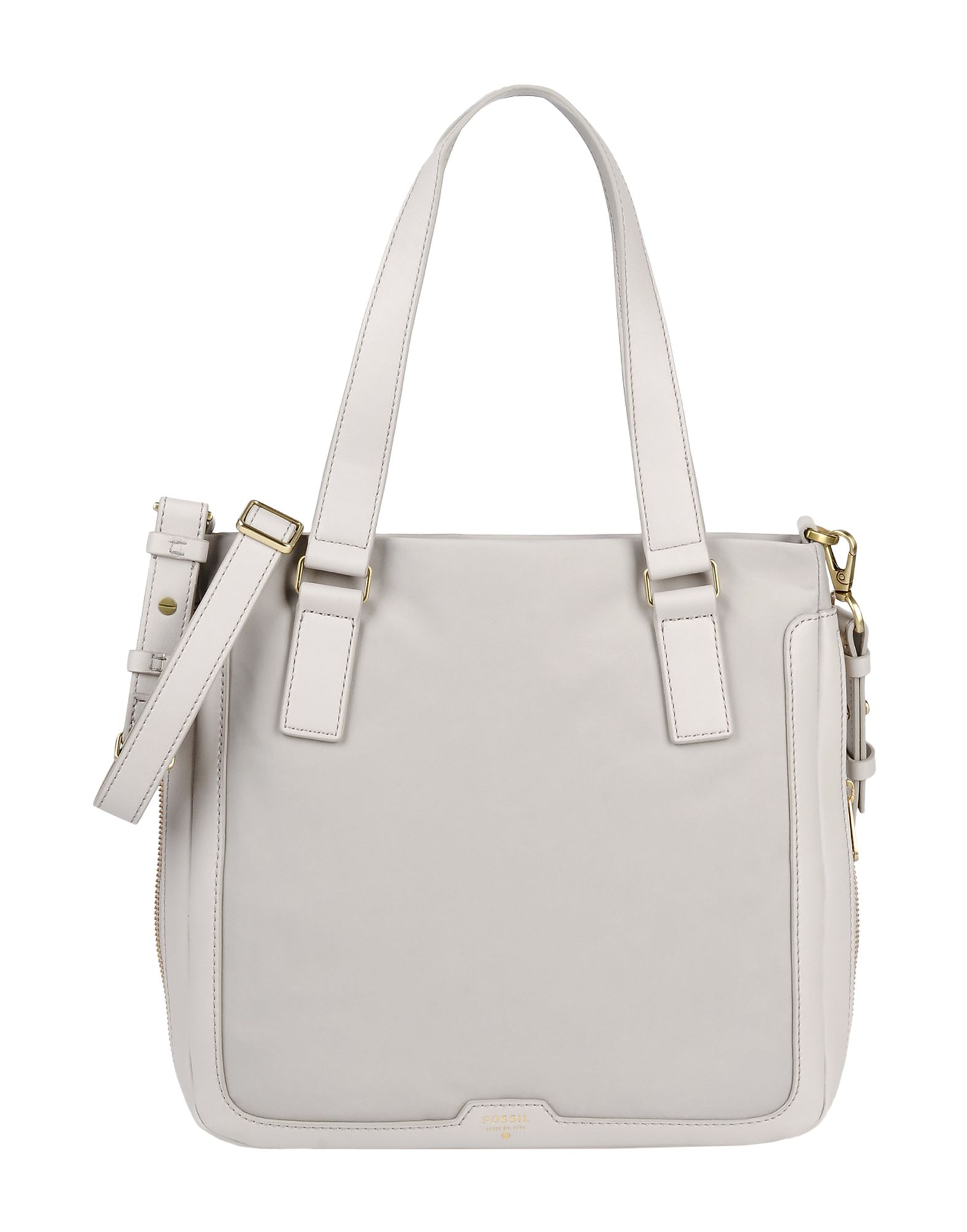 Pale Grey Handbags Confederated