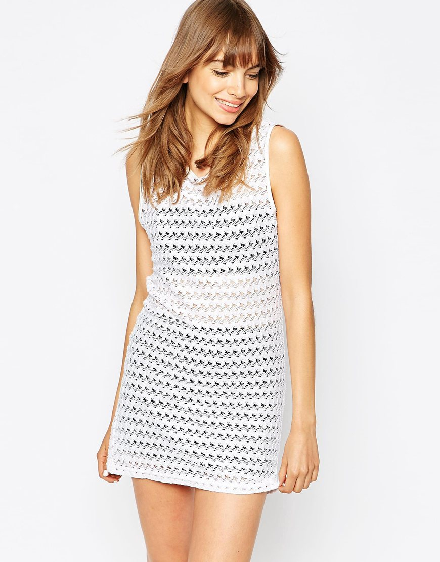 American apparel sleeveless mesh dress with low back in for American apparel mesh shirt