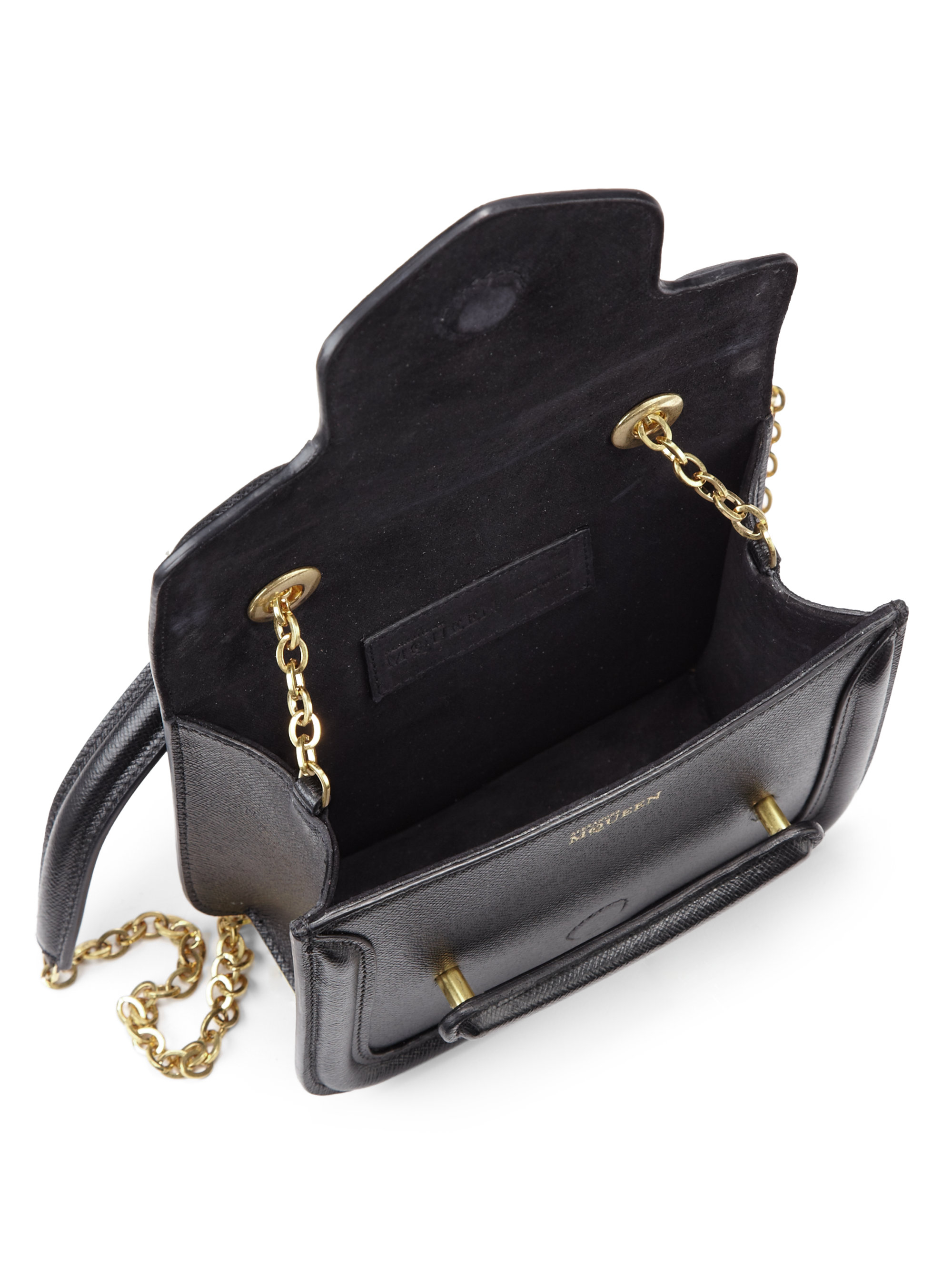 crossbody bag - Black Alexander McQueen r2cjzM