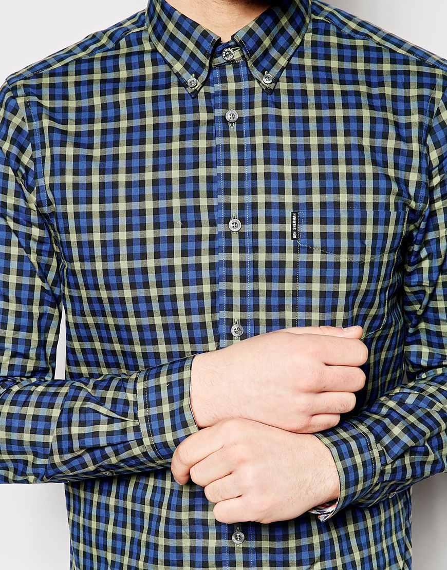 Ben dress sherman shirts new photo