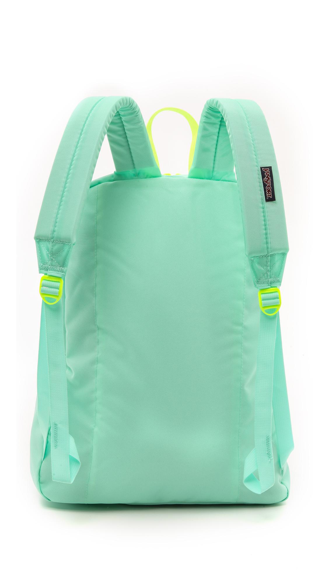 Similiar Black And Neon Green Jansport Backpacks Keywords