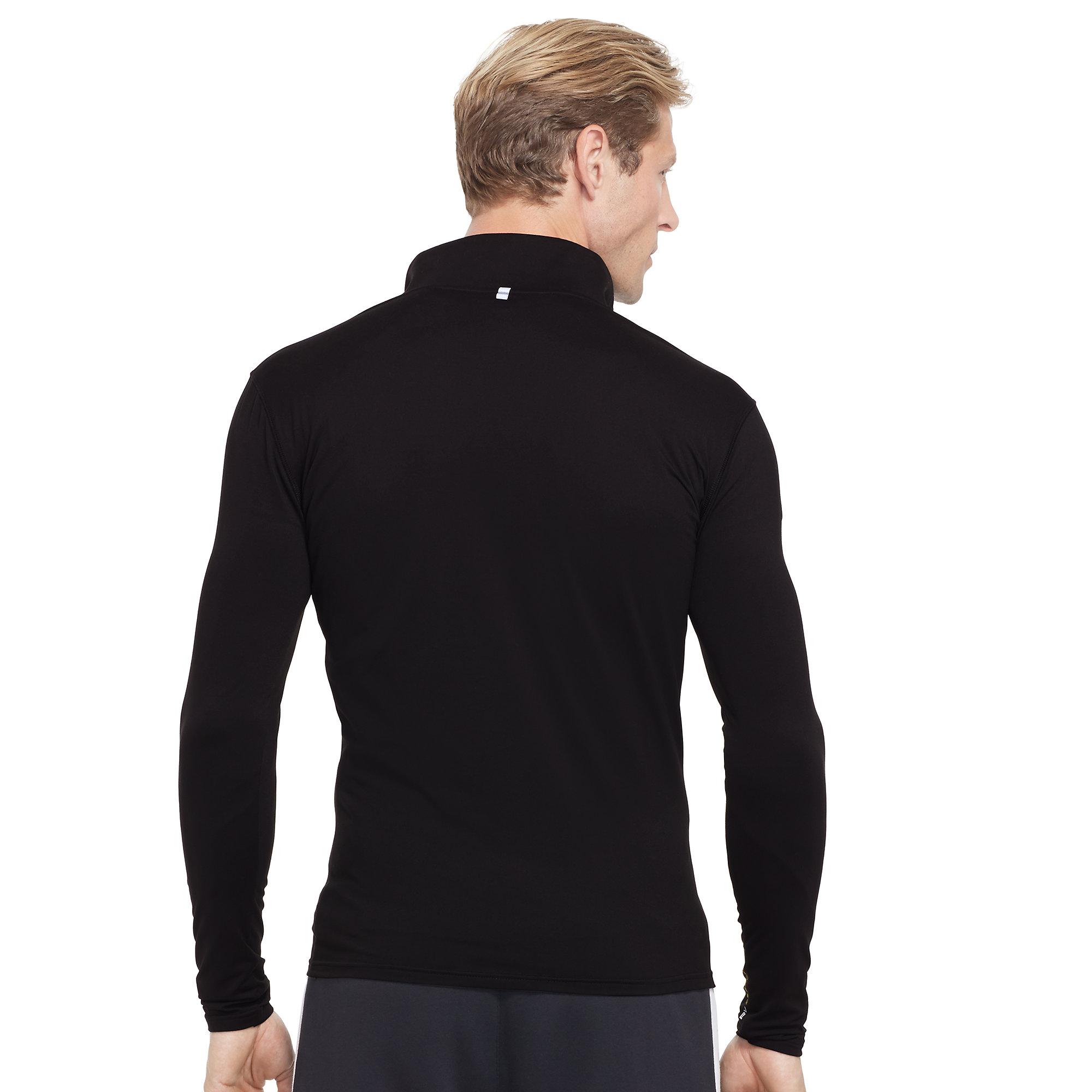 ralph lauren stretch jersey pullover in black for men polo black lyst. Black Bedroom Furniture Sets. Home Design Ideas