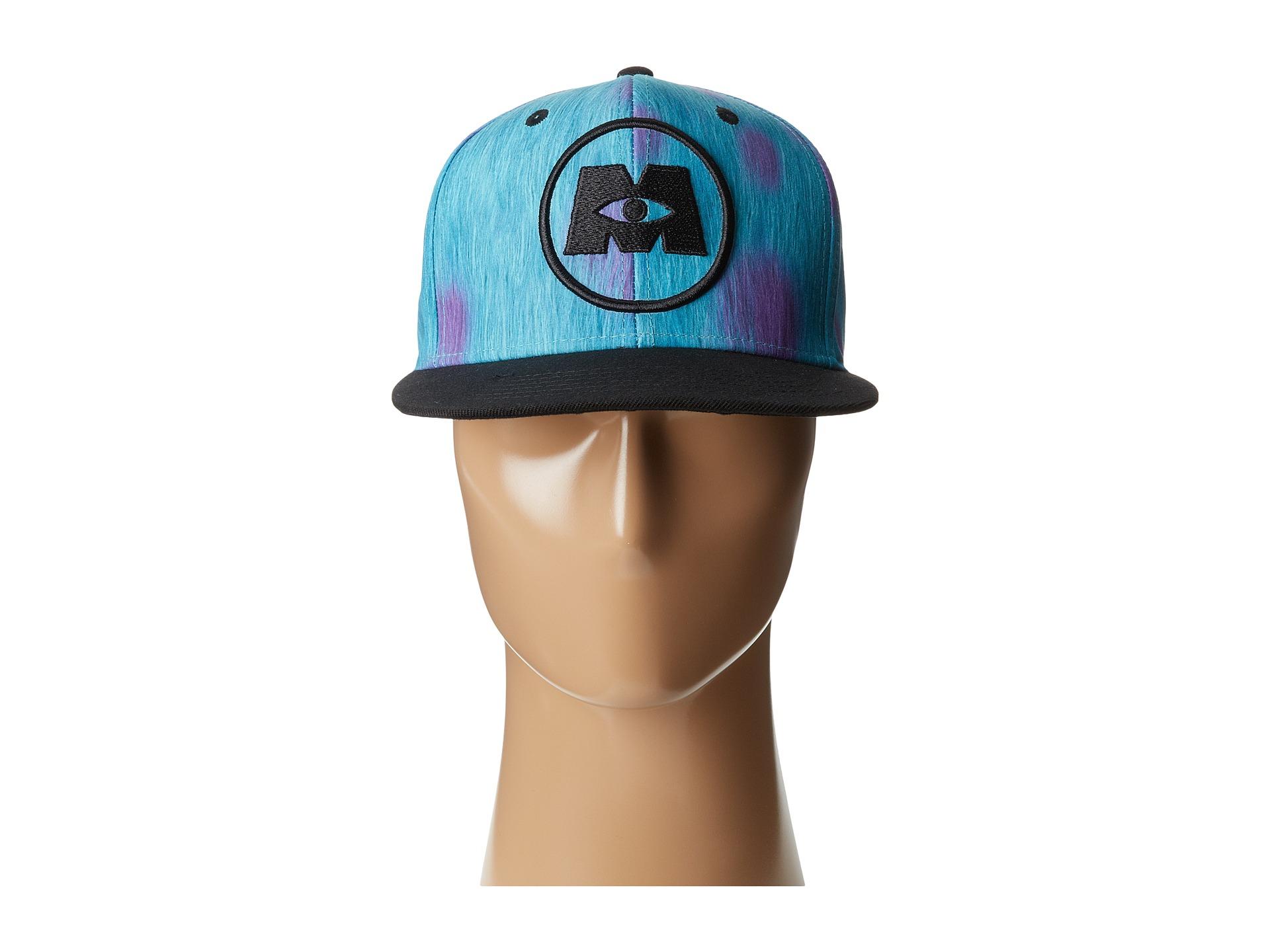 5a345fbde9a1d Lyst - Neff Monster Cap in Blue for Men
