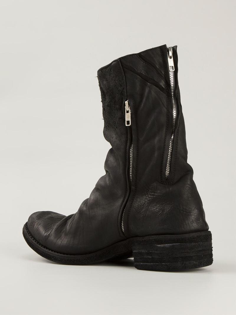 A DICIANNOVEVENTITRE Zipped boots Vc5kAQ