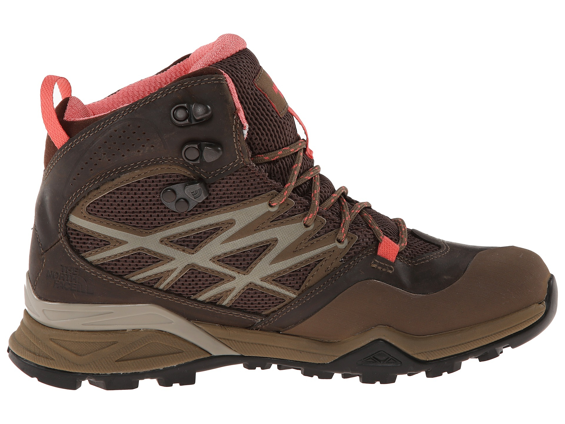 db64ec67141 Lyst - The North Face Hedgehog Hike Mid Gtx® in Brown