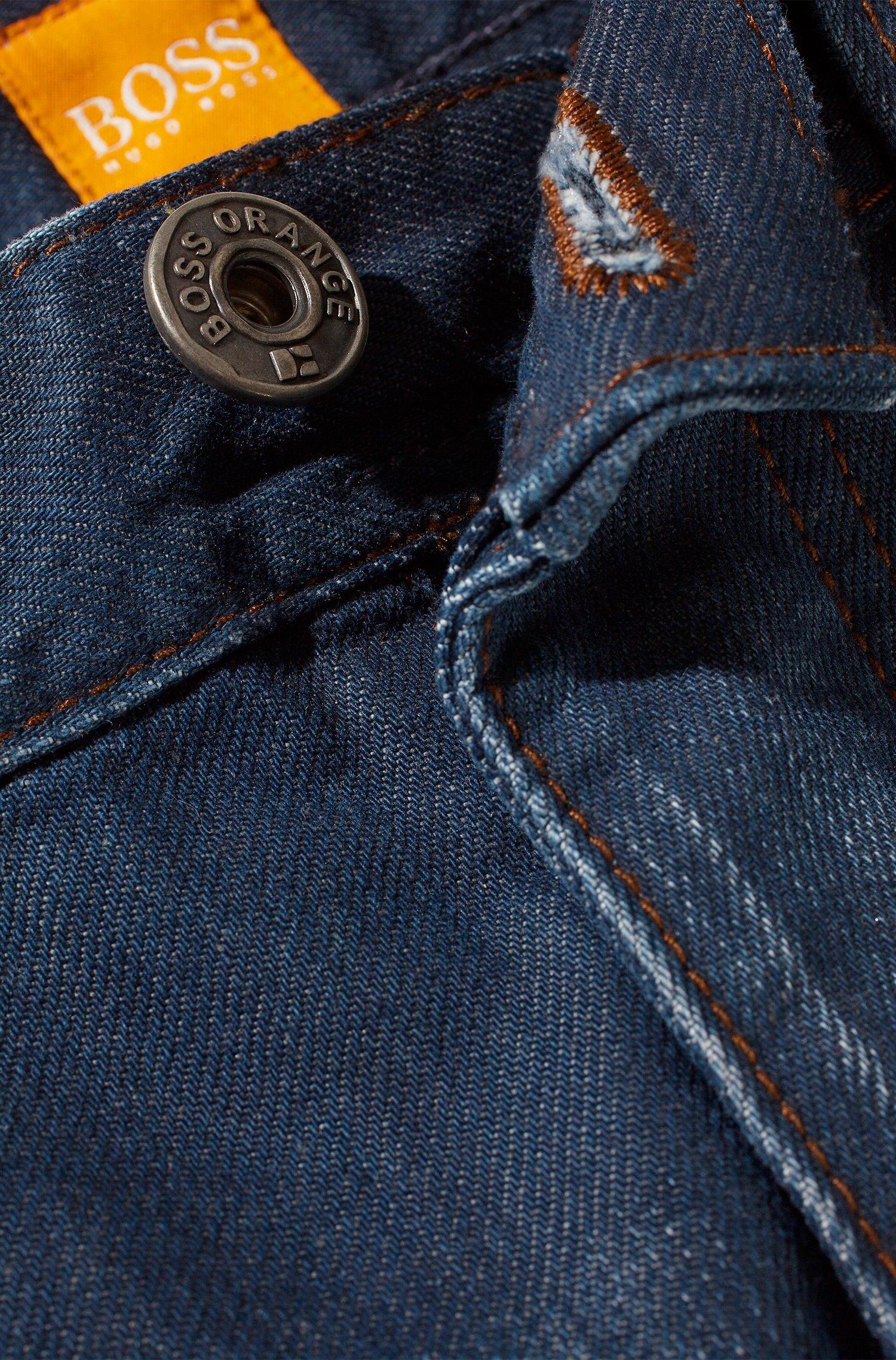 lyst boss orange regularfit jeans orange25 liverpool stereo in blue for men. Black Bedroom Furniture Sets. Home Design Ideas