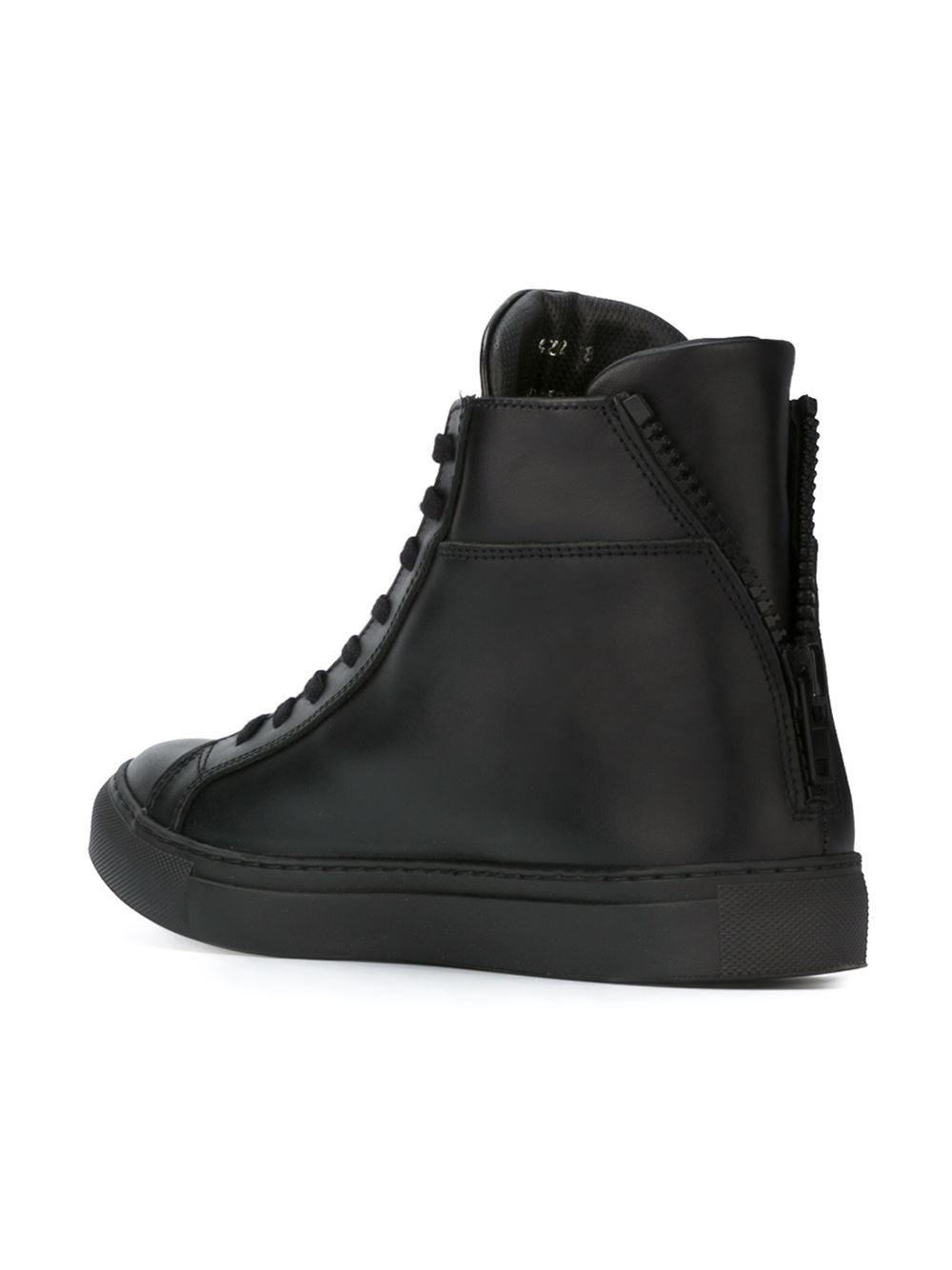 FOOTWEAR - High-tops & sneakers Emporio Armani