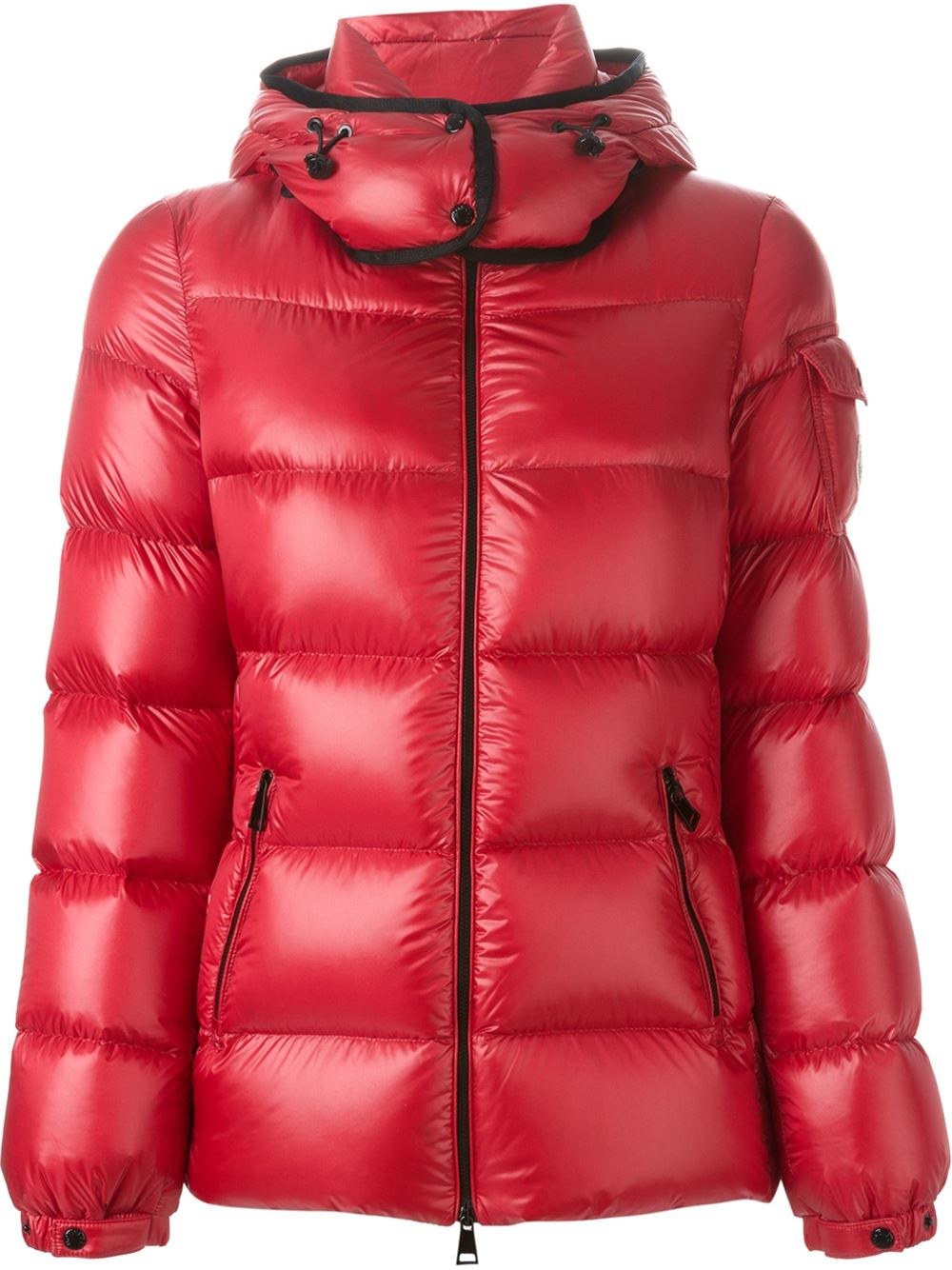 moncler womens red