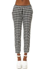 Lily White The Dublin Pant - Lyst