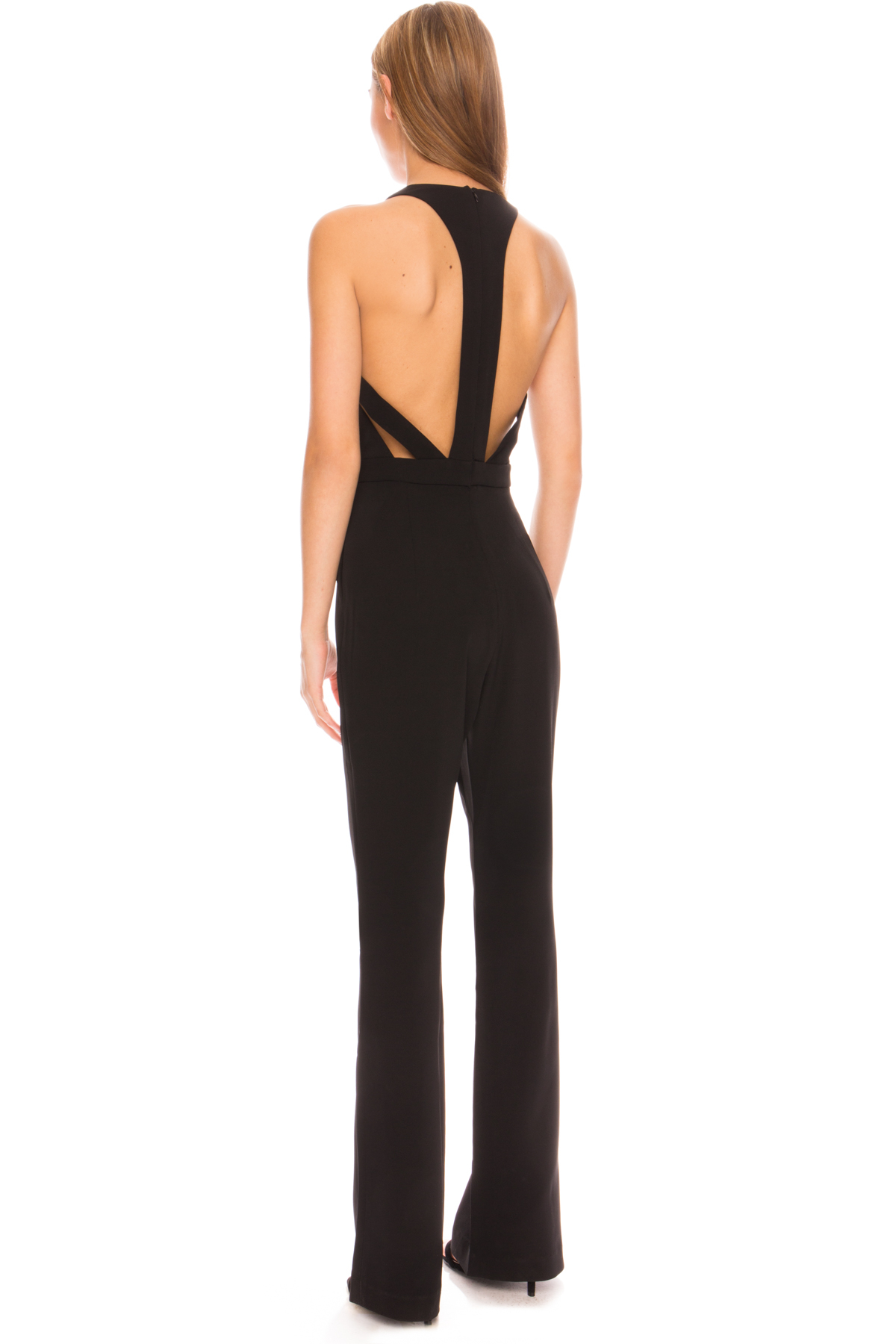 cc22eef779 Lyst - Finders Keepers In Line Jumpsuit in Black