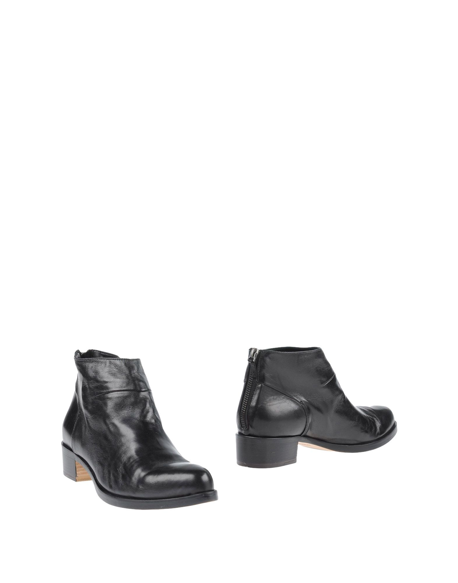 Lyst Pomme D Or Ankle Boots In Black
