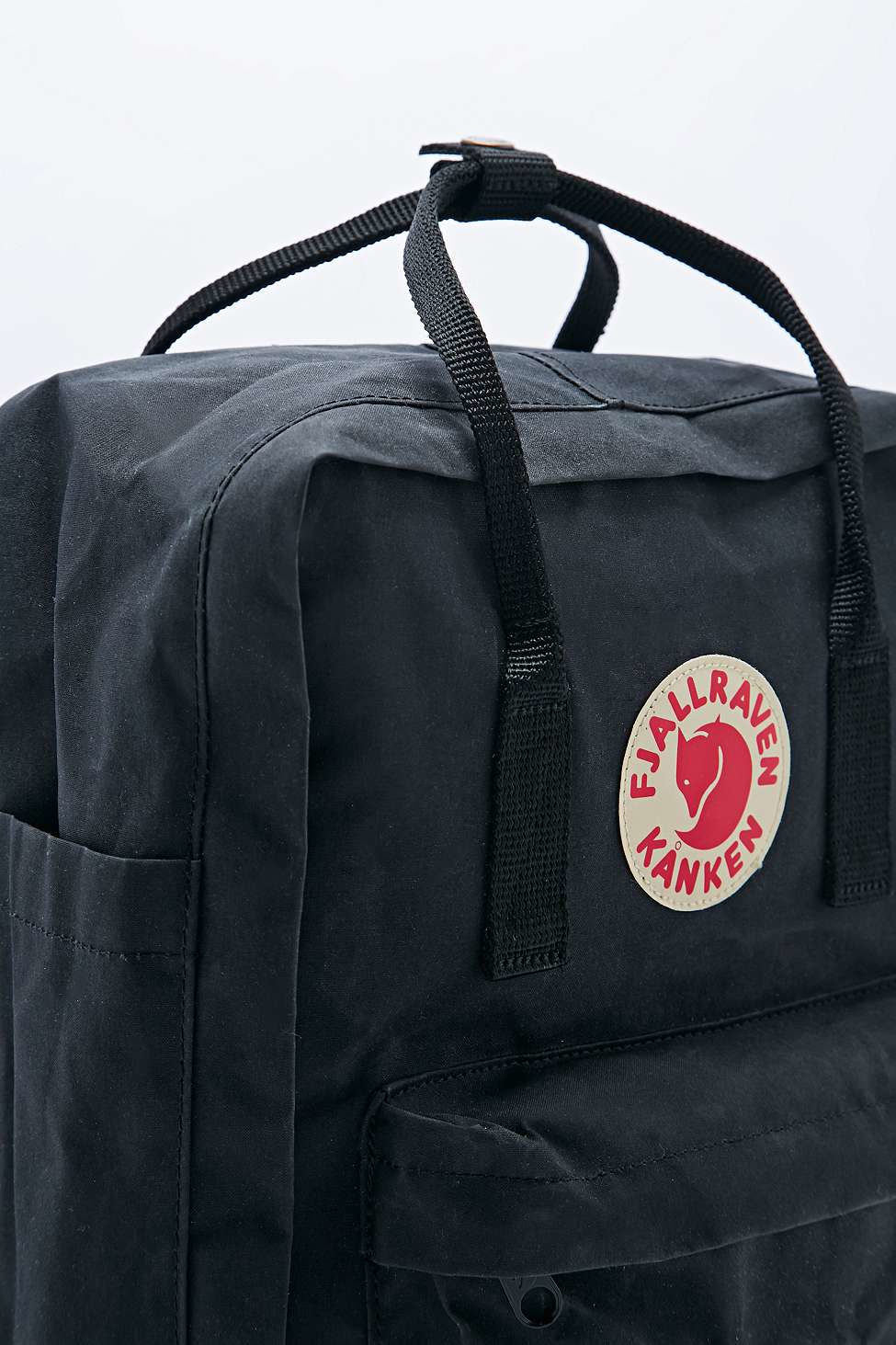 fjallraven kanken classic backpack black