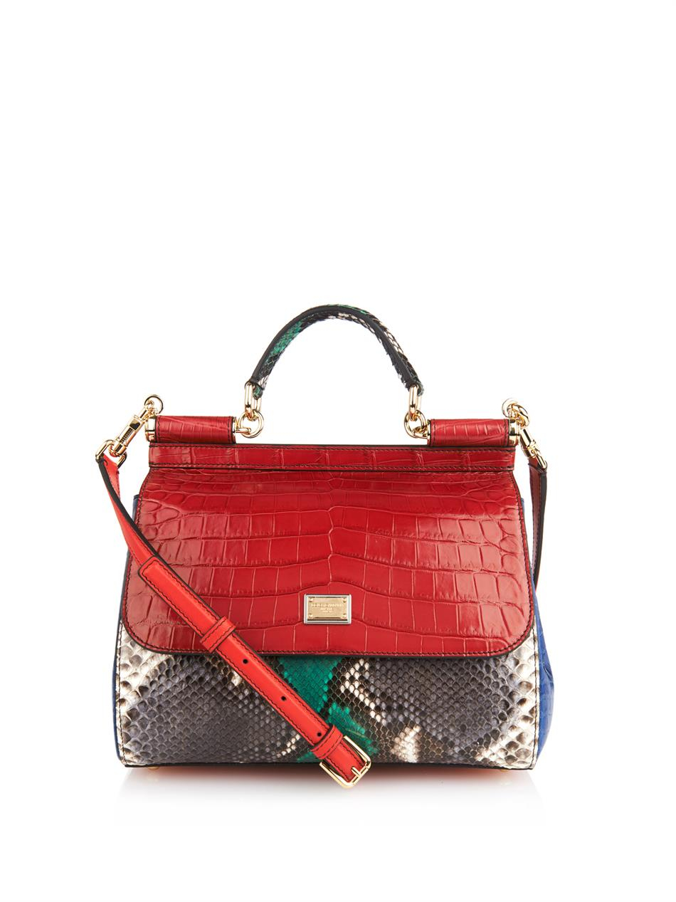 680d40685db Gallery. Previously sold at: MATCHESFASHION.COM · Women's Dolce Gabbana  Sicily