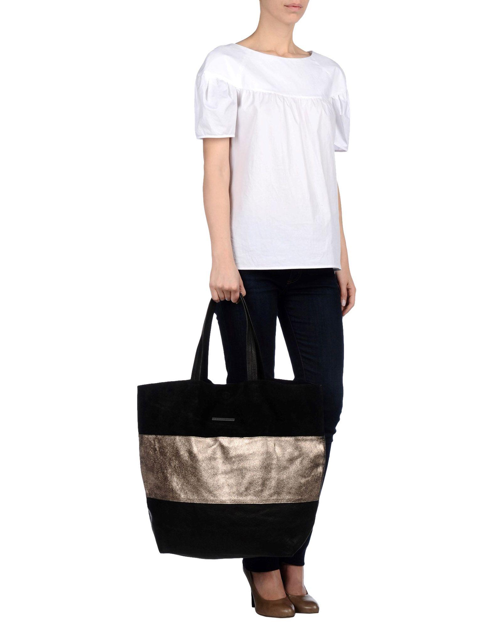 lyst day birger et mikkelsen handbag in black. Black Bedroom Furniture Sets. Home Design Ideas