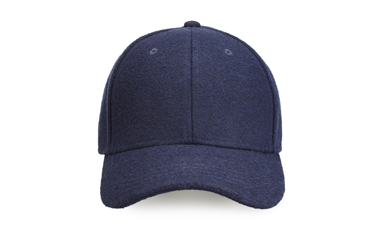 whistles baseball cap in blue for lyst