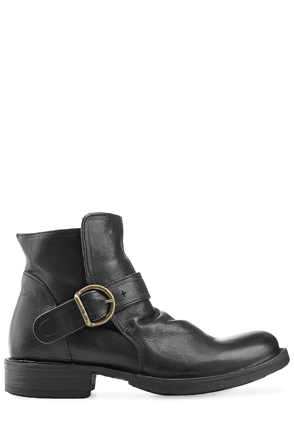 fiorentini baker eternity 752 leather ankle boots in. Black Bedroom Furniture Sets. Home Design Ideas