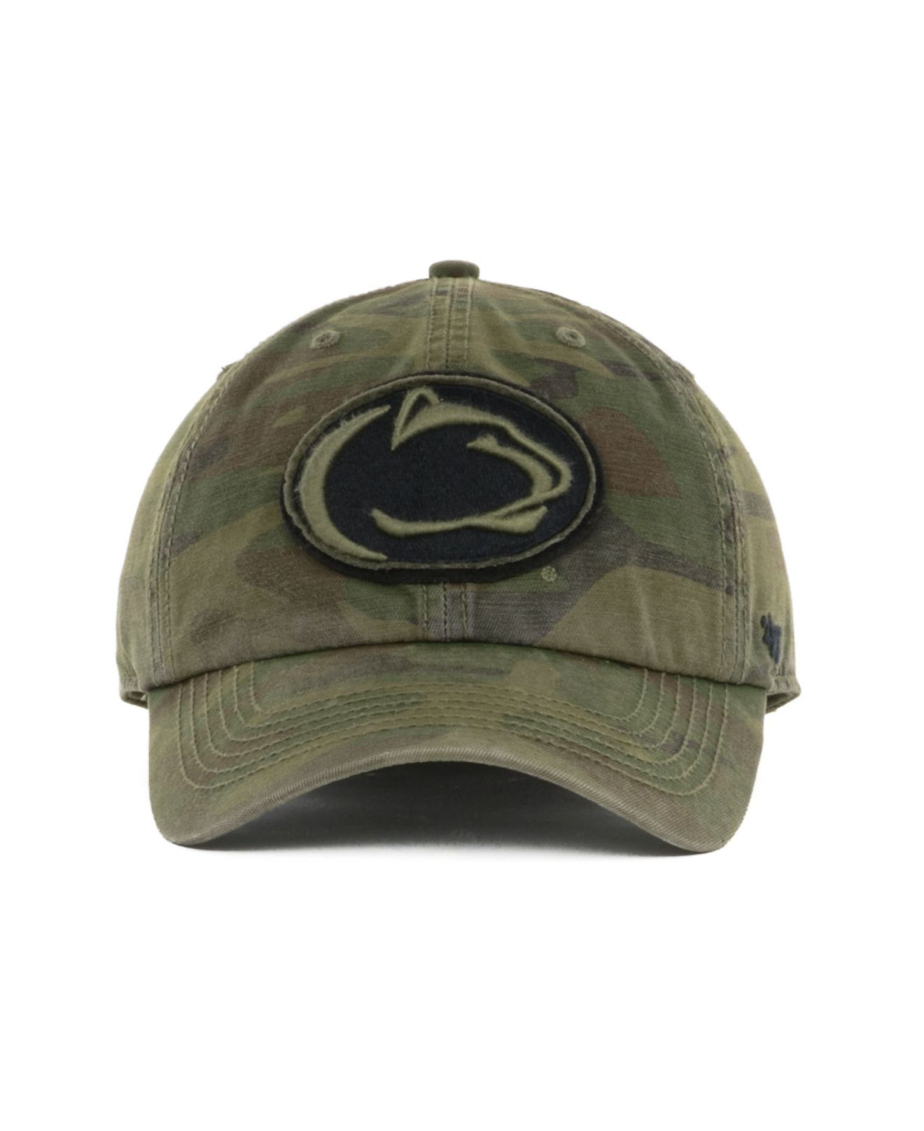 910a5192 47 Brand Penn State Nittany Lions Movement Franchise Cap in Green ...