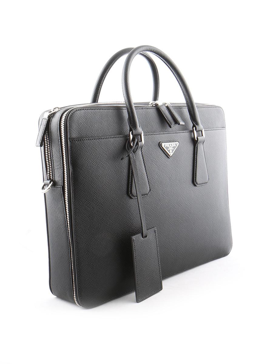 prada laptop bags for men