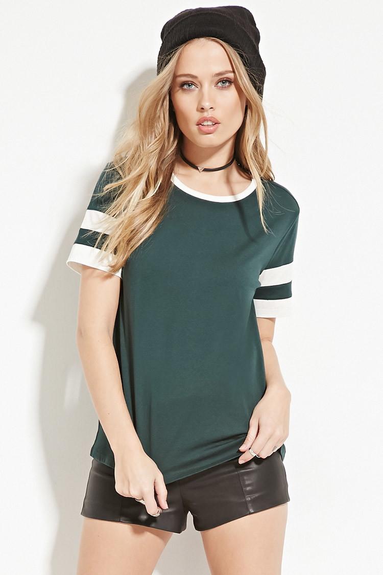 Cotton Tee Shirts For Women