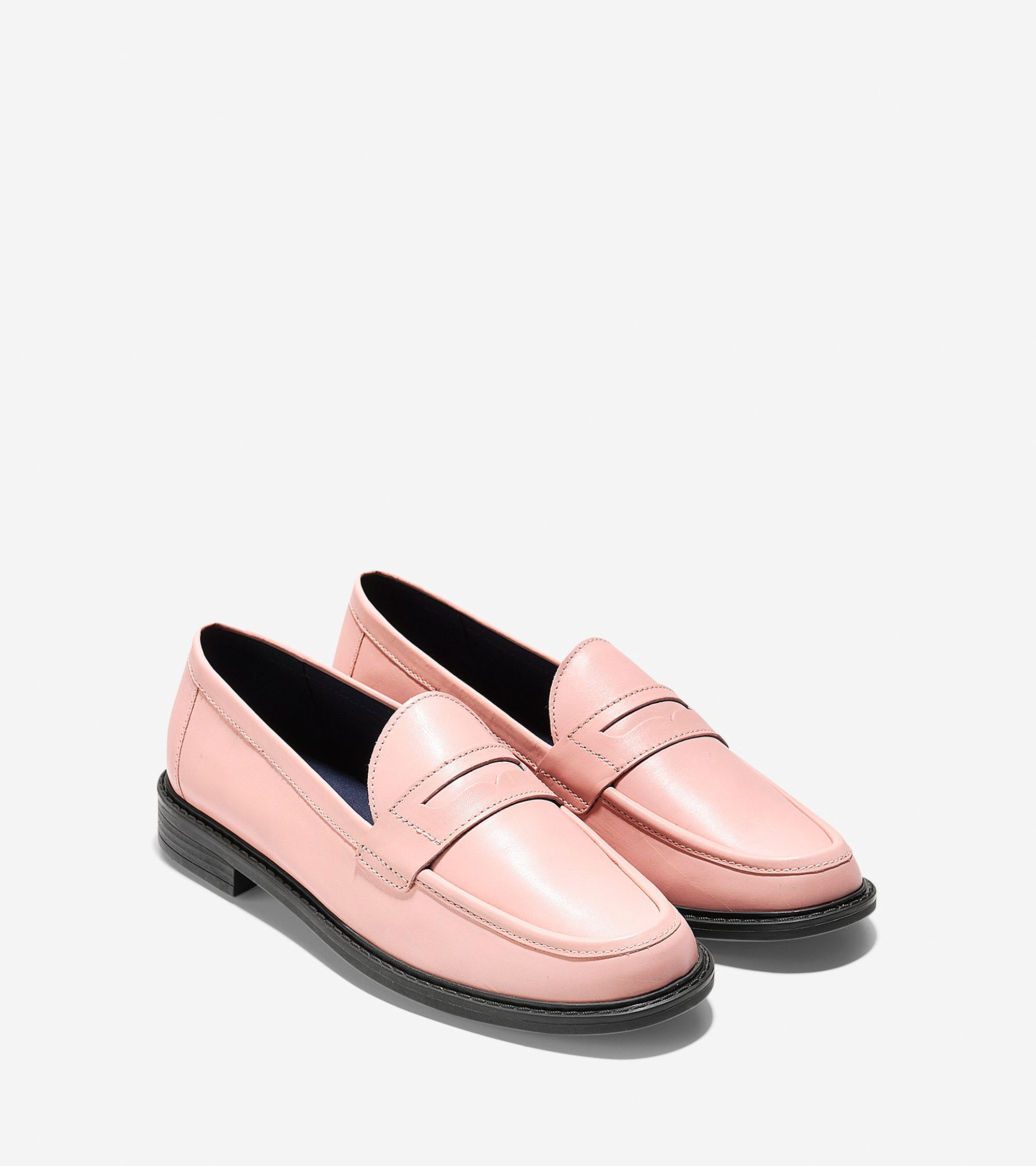 Cole Haan Women S Pinch Campus Penny Loafer In Pink Lyst