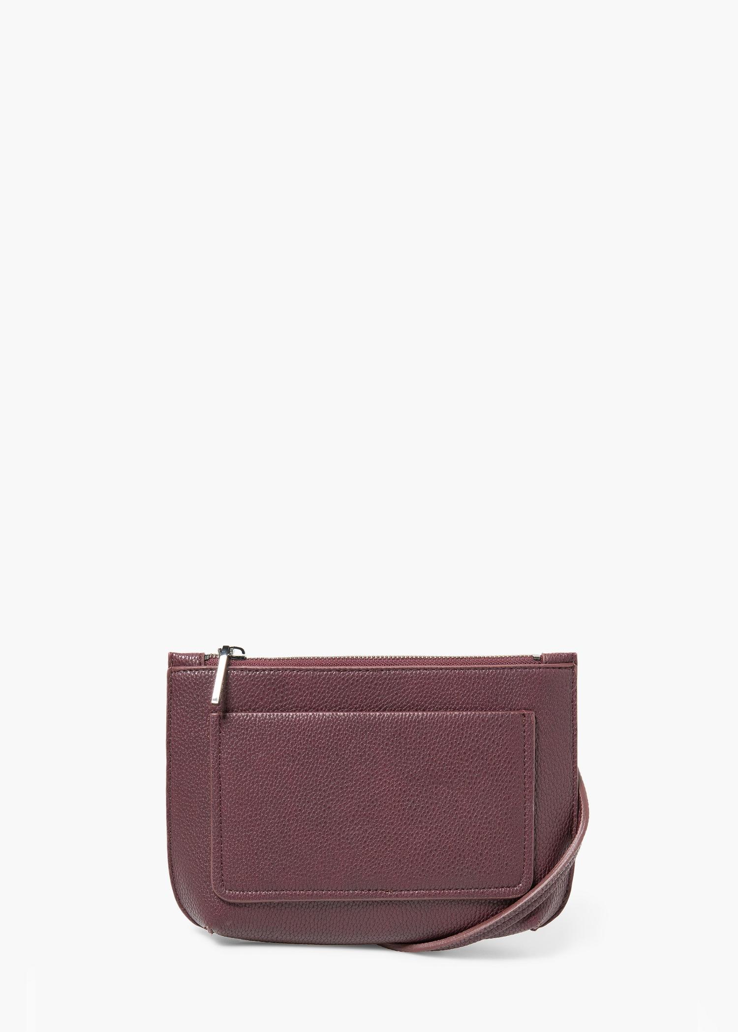 Model Pebbled Tote Bag  Bags For Women  MANGO
