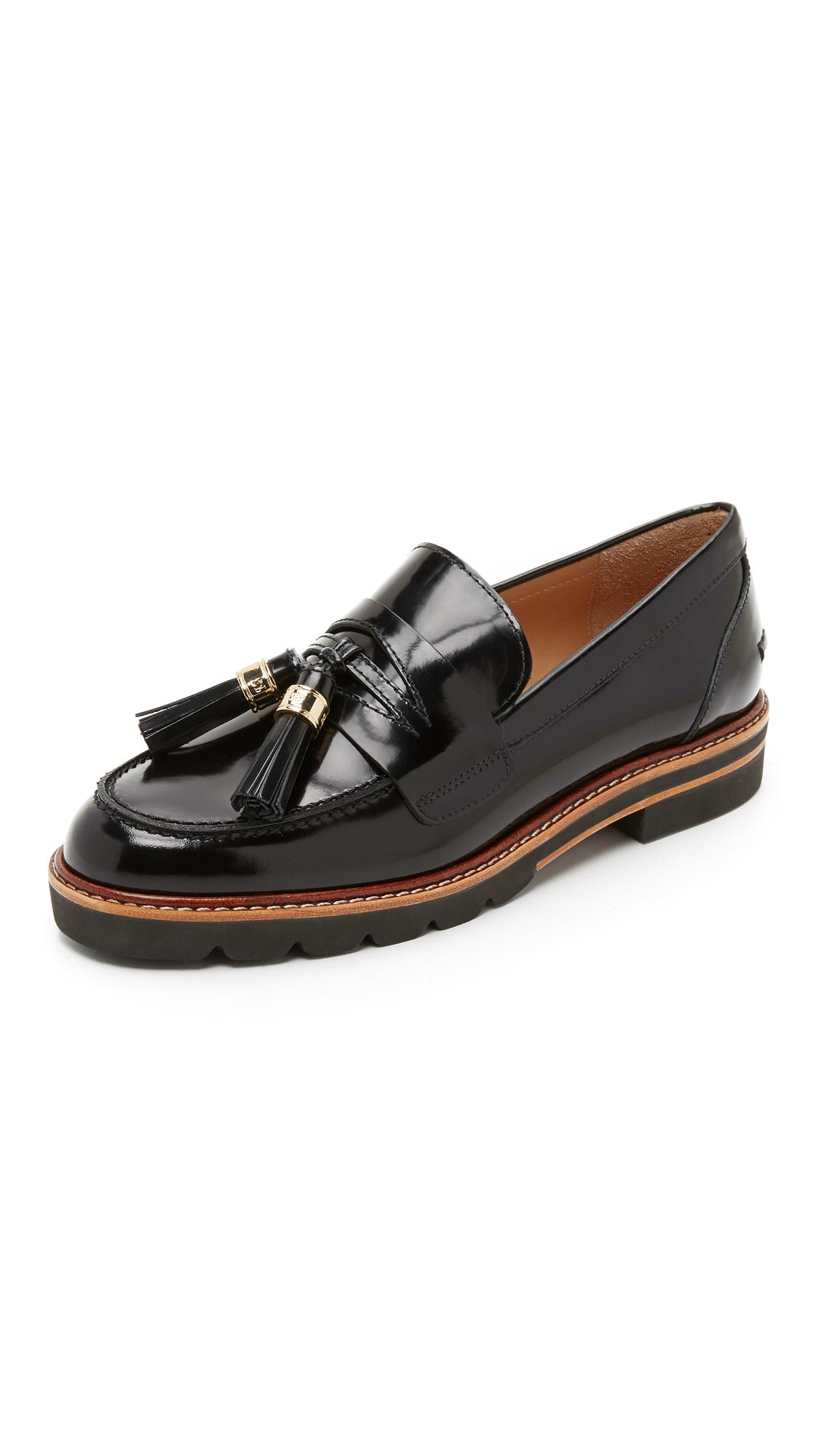 Stuart Weitzman Women's Node Loafer