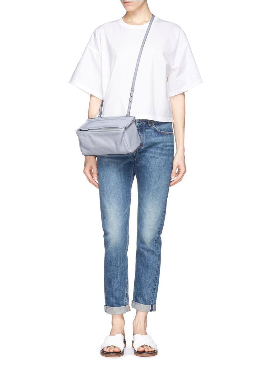 Blue Mini Pandora Bag Givenchy cwn2j