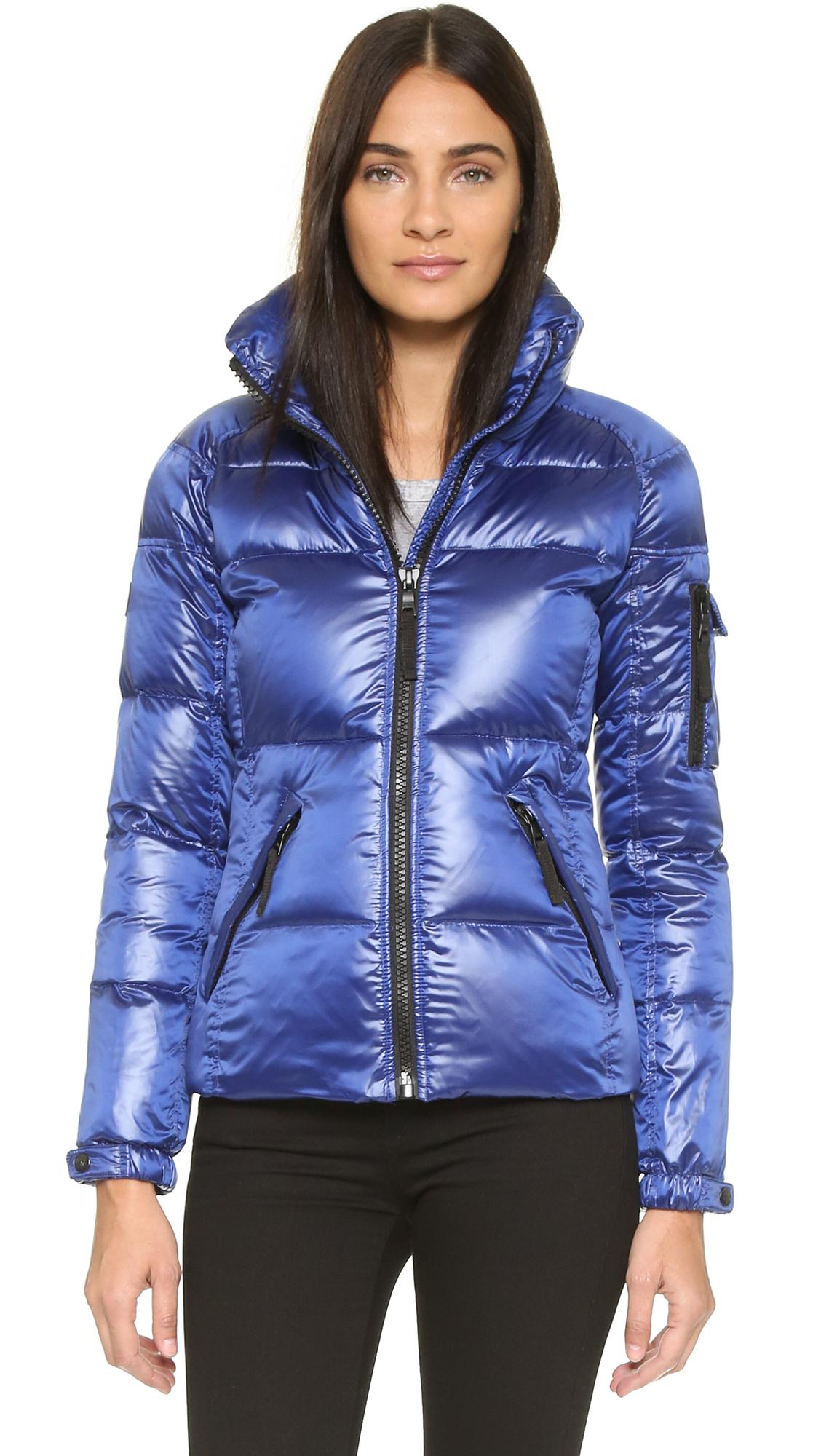 Lyst Sam Freestyle Jacket Tennis In Blue