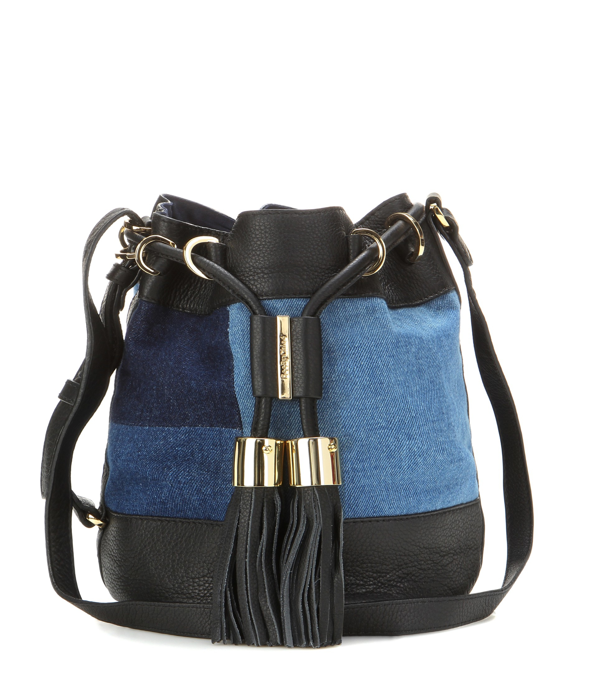 90474912bb22d Gallery. Previously sold at  Mytheresa · Women s See By Chloe Vicki Bucket  Bag ...